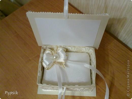 коробочка для колец фото 4