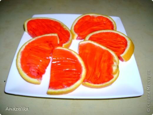 Zele v apelsine