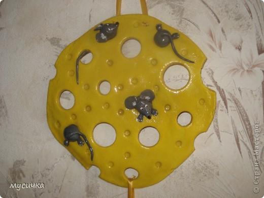 Вот такие мышата у меня получились благодаря мастерице Elen http://stranamasterov.ru/node/74207. Большое спасибо! фото 2
