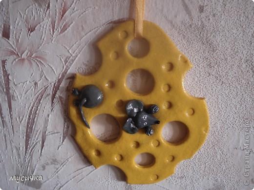Вот такие мышата у меня получились благодаря мастерице Elen http://stranamasterov.ru/node/74207. Большое спасибо! фото 3