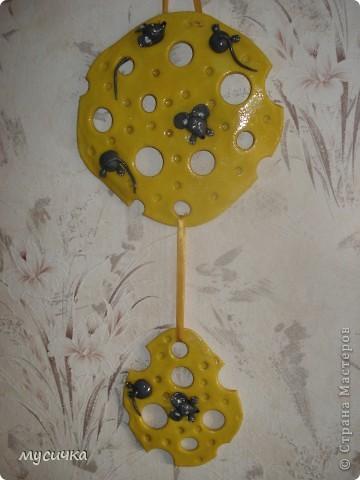 Вот такие мышата у меня получились благодаря мастерице Elen http://stranamasterov.ru/node/74207. Большое спасибо! фото 1