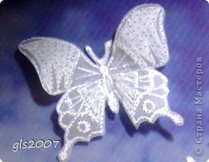 Бабочки - пергамано. фото 2