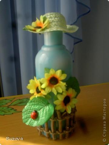 декор бутылок фото 6