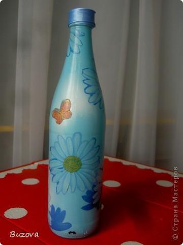 декор бутылок фото 18