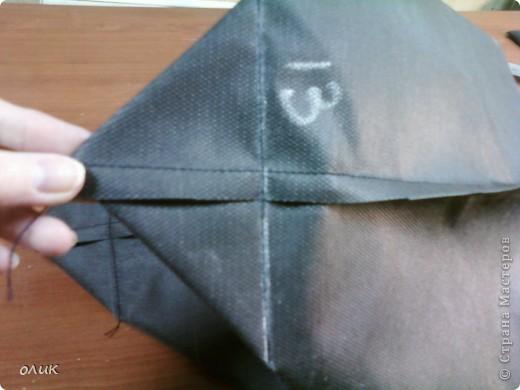 Поверьте, очень удобная сумка, для похода в магазин за продуктами, на дачу, когда нужно много увезти, а полиэтиленовые пакеты рвутся и очень давят руки ручками. фото 5