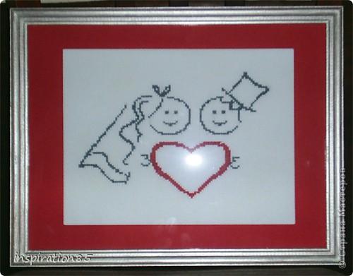 Подарок подруге на свадьбу :) фото 5