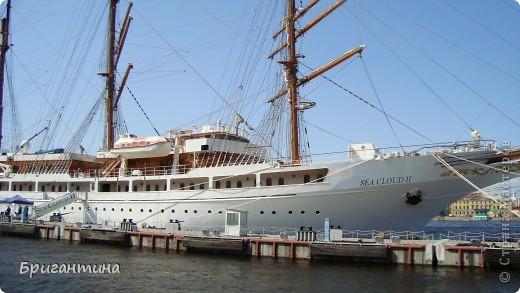 В этом фоторепортаже я решила разместить самые удачные фото речного и морского транспорта. фото 9