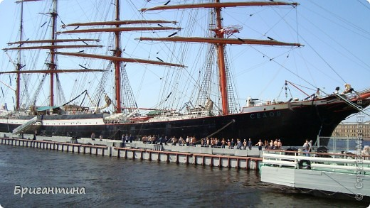 В этом фоторепортаже я решила разместить самые удачные фото речного и морского транспорта. фото 10