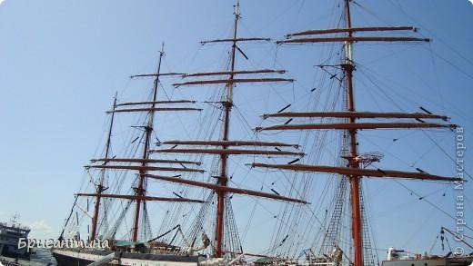 В этом фоторепортаже я решила разместить самые удачные фото речного и морского транспорта. фото 11