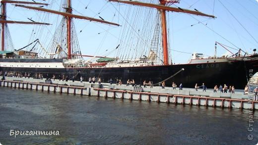 В этом фоторепортаже я решила разместить самые удачные фото речного и морского транспорта. фото 12
