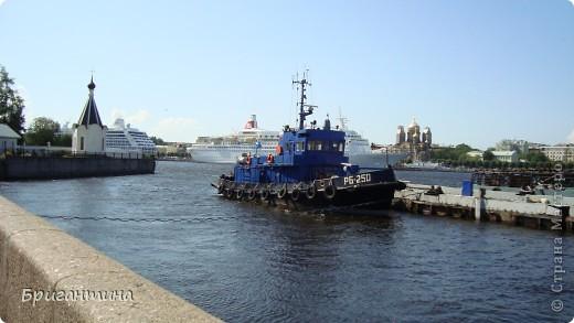 В этом фоторепортаже я решила разместить самые удачные фото речного и морского транспорта. фото 14