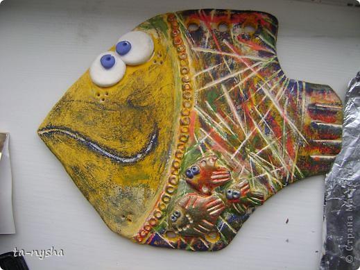 Как я красила эту рыбку: фото 1