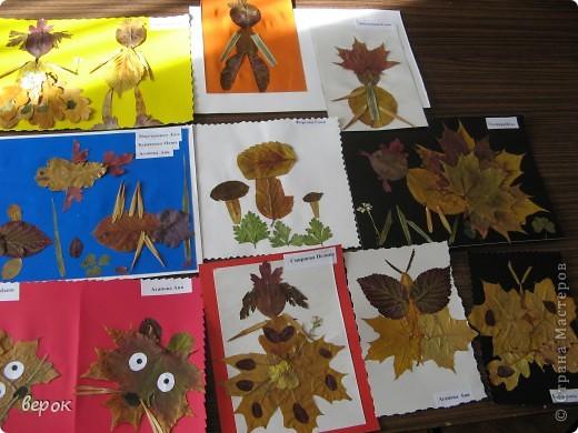 Эти работы выполнили детки 5-8ми лет.Им очень понравилось работать с таким материалом. фото 1
