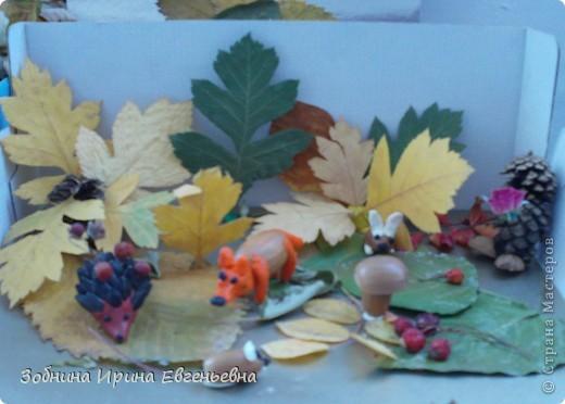 Осенняя фантазия. Работы с конкурса. фото 10