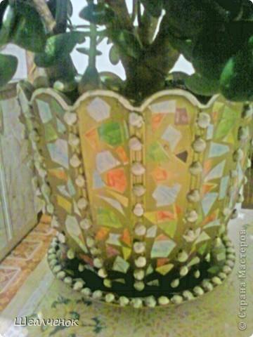 А вот и новые горшочки под цветочки. фото 4