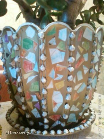 А вот и новые горшочки под цветочки. фото 3