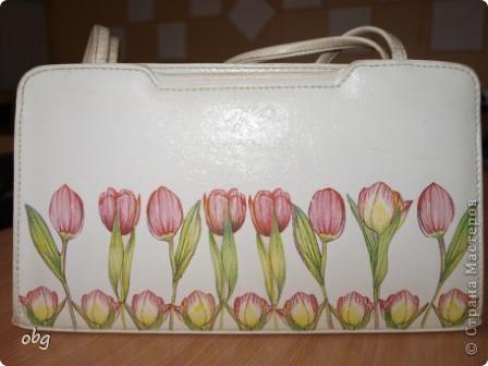 Декупажные сумки фото 1