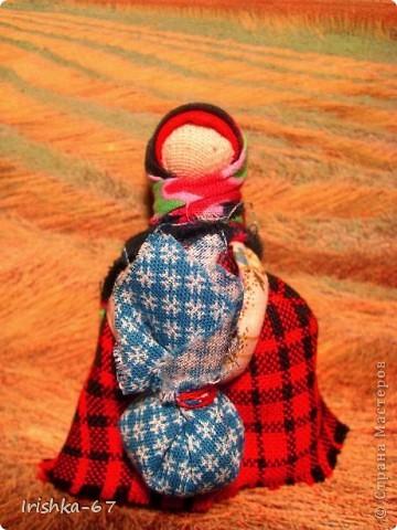 """МК кукла """"Подорожница"""" фото 2"""