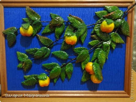 Яблочки солёное тесто фото 1