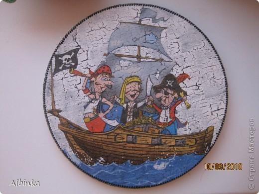 Панно_Пираты