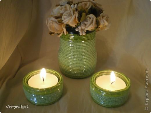 Свечи зажжены,романтическая атмосфера готова!!! фото 1