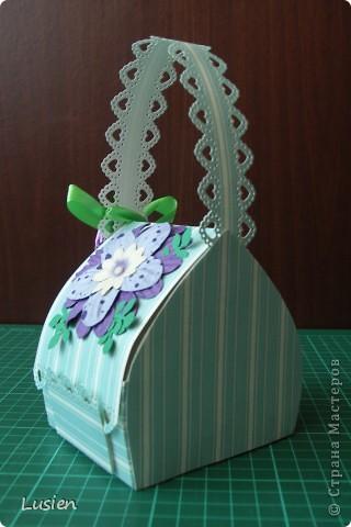 Сумочка для подарка - 2 фото 2