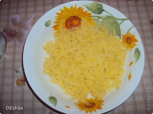 Салат с печенью трески. фото 2