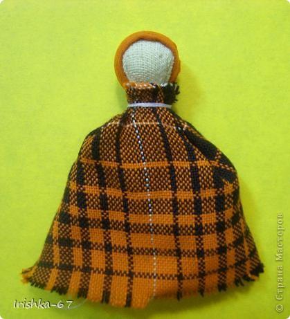 """МК кукла """"Подорожница"""" фото 5"""