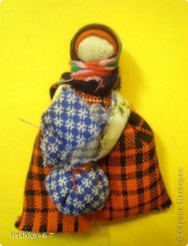 """МК кукла """"Подорожница"""" фото 8"""