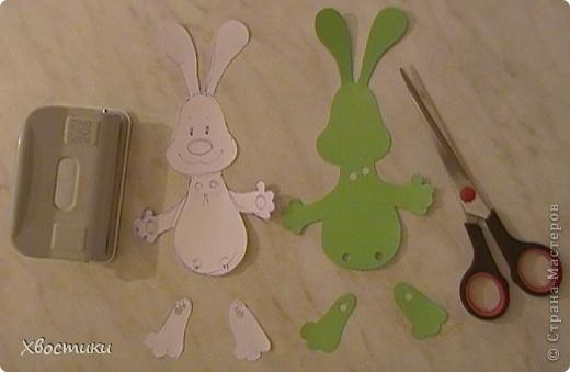 Задобрим символ Нового года - ЗАЙЦА? Какой же заяц не мечтает о морковке? А лучше о морковке размером с самого зайца? Воплотим его мечту в жизнь, а заодно и украсим свой дом весёлой гирляндой!!! фото 16