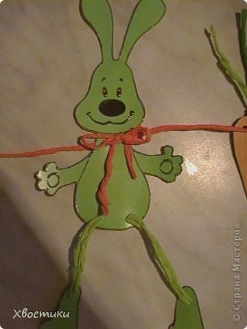 Задобрим символ Нового года - ЗАЙЦА? Какой же заяц не мечтает о морковке? А лучше о морковке размером с самого зайца? Воплотим его мечту в жизнь, а заодно и украсим свой дом весёлой гирляндой!!! фото 26