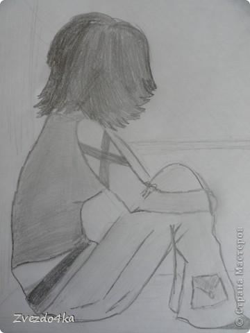 Мои срисовки... фото 4
