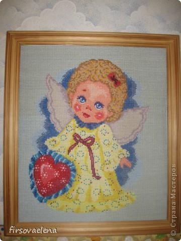 ангел для моей дочки