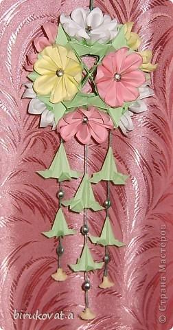 Мой цветочный шар. Воспользовалась идеей Vitulichka в блоге http://stranamasterov.ru/node/90083?tid=451 фото 3
