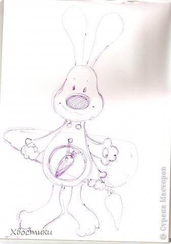 Задобрим символ Нового года - ЗАЙЦА? Какой же заяц не мечтает о морковке? А лучше о морковке размером с самого зайца? Воплотим его мечту в жизнь, а заодно и украсим свой дом весёлой гирляндой!!! фото 31
