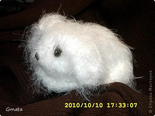 """Кроличка... Навеяна с бебиблога """"Вдохновенной"""", за что ей большое спасибо! фото 3"""