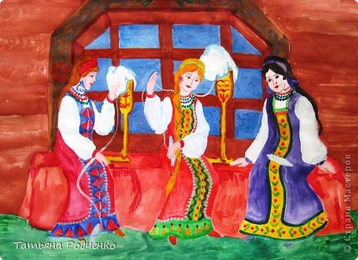 Эти работы были отправлены на выставку детского творчества в Канаду и получили приятные положительные отклики (нам прислали благодарственное письмо и грамоты) фото 6
