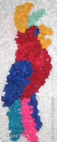 Мозайка из ткани фото 4