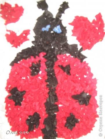 Мозайка из ткани фото 3