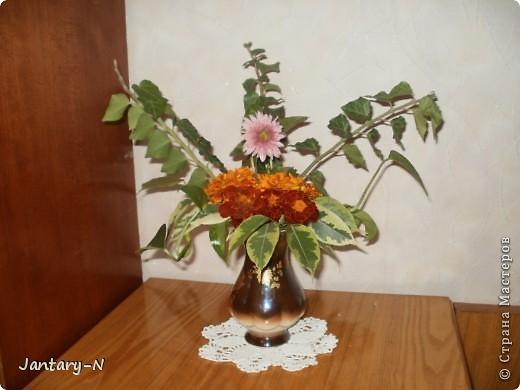 Цветочные композиции фото 5