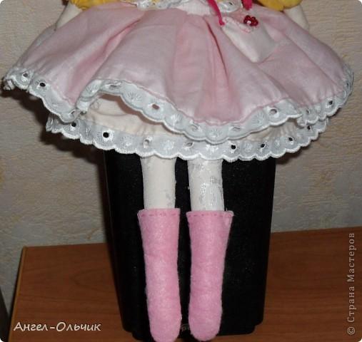 Кукол шила в качестве подарка на день рожденье своей подруге фото 3