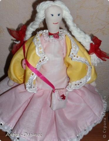 Кукол шила в качестве подарка на день рожденье своей подруге фото 5