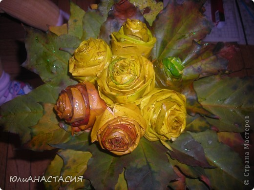 Осеннии цветы фото 3
