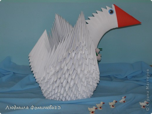 """""""Лебедь"""" фото 2"""
