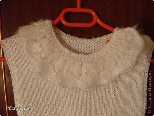 Платье для девочки 6 лет на предстоящий новый год. фото 7