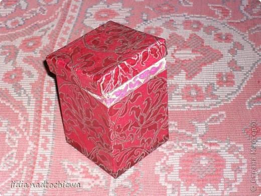 Из под чего эта коробочка, даже не знаю. фото 1