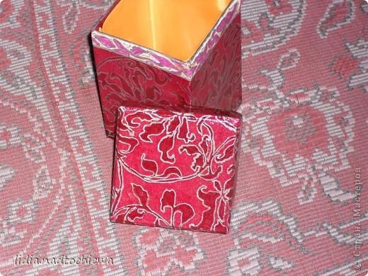 Из под чего эта коробочка, даже не знаю. фото 2