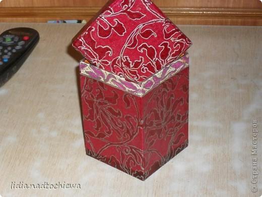 Из под чего эта коробочка, даже не знаю. фото 5