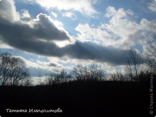 Осеннее уральское небо фото 1