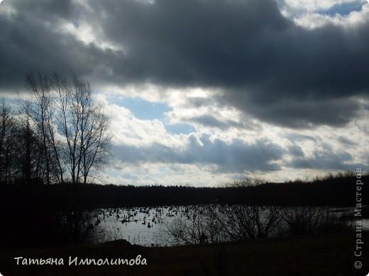 Осеннее уральское небо фото 5